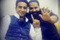 خواننده محبوب ایرانی هم پرسپولیسی است! +عکس