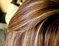 مواقعی که نباید مو را رنگ کرد!