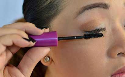 آرایش ساده,مراحل آرایش کردن,آرایش بسیار زیبا