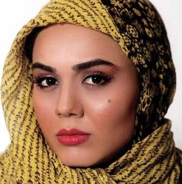 مصاحبه با آزاده زارعی بازیگر نقش باران در سریال آوای باران