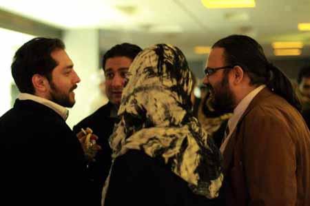 اخبار,اخبارفرهنگی,عکسهای مهناز افشار و بهرام رادان