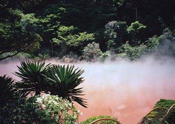 معروف ترین و جالب ترین چشمه های آبگرم دنیا