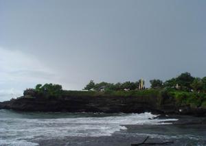 نگاهی به معبد لوط در بالی اندونزی