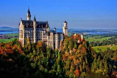 ایالت باواریا آلمان,جاهای دیدنی آلمان,مکانهای تفریحی آلمان