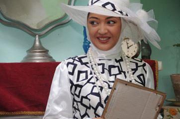 محجبه کردن بازیگران زن سریال ایرانی با جلوههای ویژه! + تصاویر