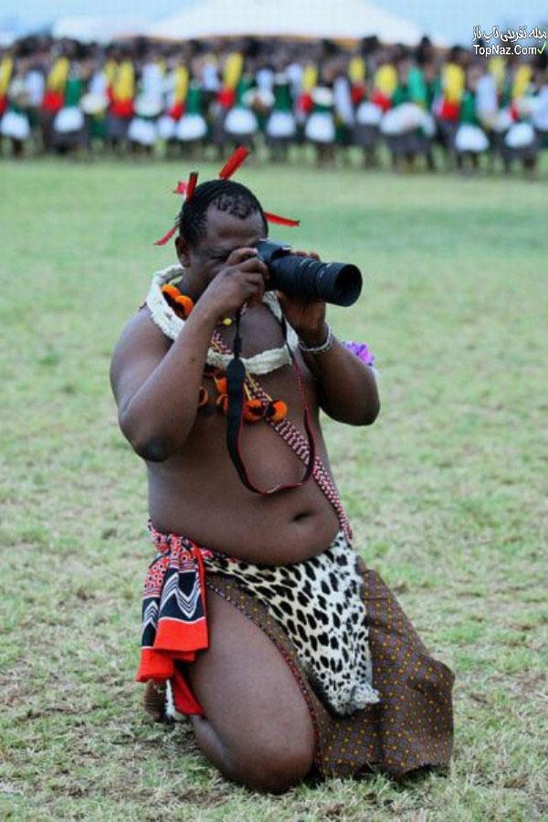 عکس های خنده دار از مردم آفریقا