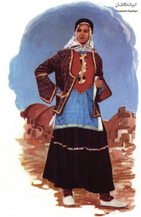 لباس مردانه ی قدیمی