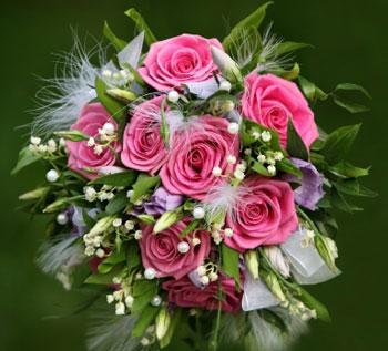 Красивые букеты цветов фото на день рождения открытки
