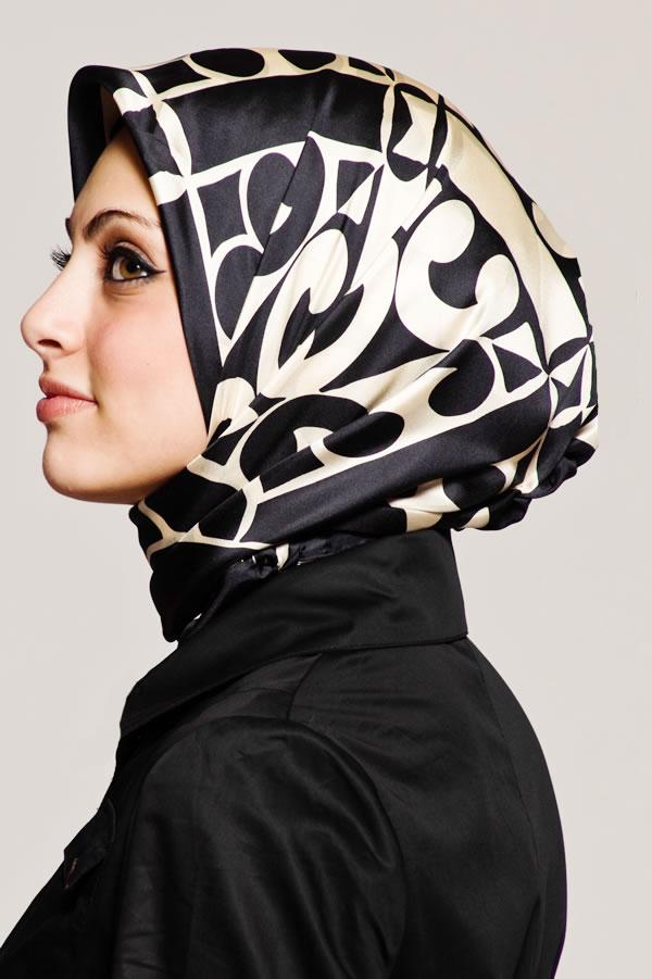 مدل جدید روسری