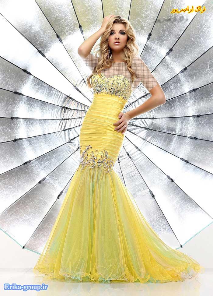 مدل لباس مجلسی 2014