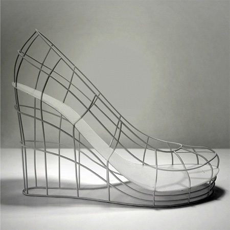 Shoes Designed by Sebastian Errazuriz