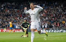 رونالدو آقای گل اروپا / سه گل تا رسیدن به رکورد مسی