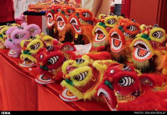 جشن سال نو در چین