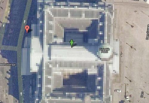 10 مکان ممنوعه بر روی نقشه گوگل