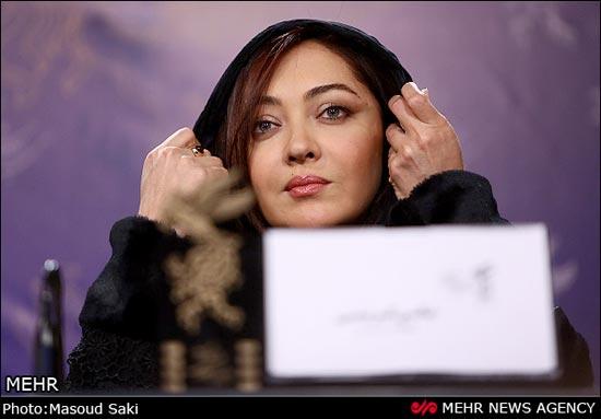 نیکی کریمی در جشنواره فیلم فجر