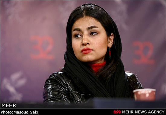 عکس بازیگران زن در جشنواره فیلم فجر