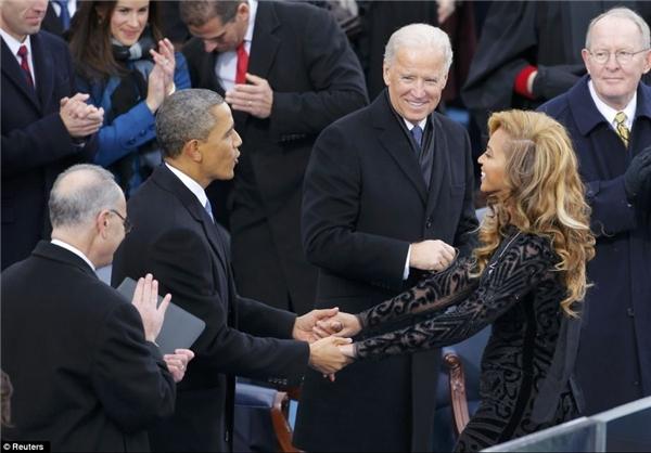 رابطه پنهانی اوباما و بیانسه