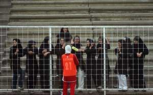محرومیت 7 فوتبالیست زن پس از آزمایش تعیین جنسیت