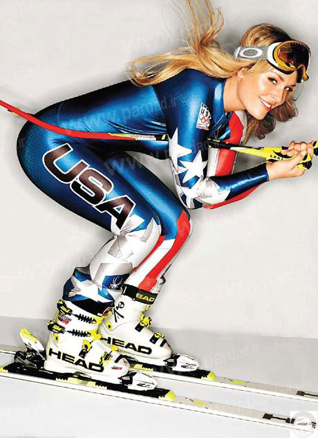 اخبار,اخبار گوناگون, تناسب اندام بانوی زیباروی ورزش امریکا