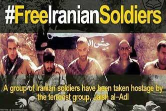 سربازهای ربوده شده ایرانی هنوز زنده اند