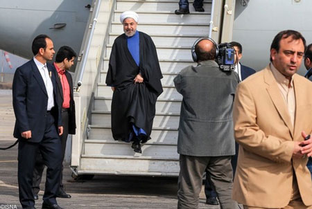 اخبار,اخبار سیاسی,سفر استانی روحانی به  بندرعباس
