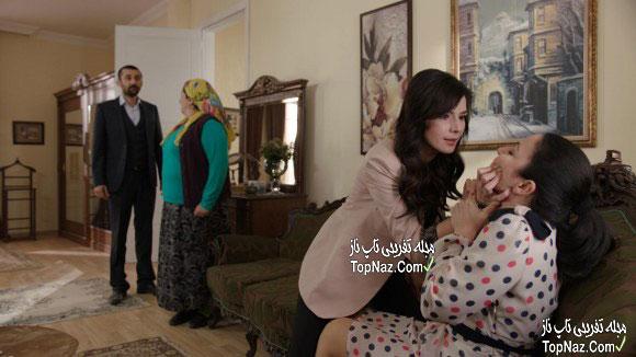 عکس های دیلا در سریال دیلا خانم