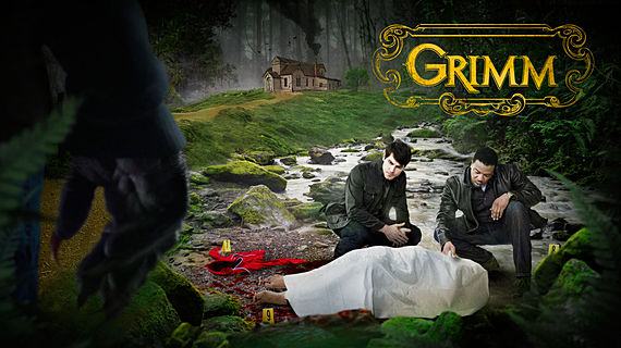 داستان سریال Grimm +عکس بازیگران