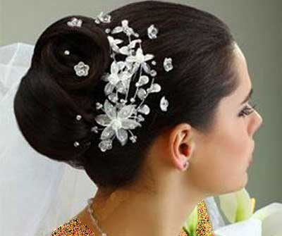 آرایش عروس,زیباتر کردن عروس,عروسی زیبا