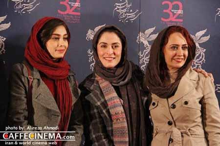 اخبار,اخبار فرهنگی,تصاویر بازیگران در کاخ جشنواره فیلم فجر