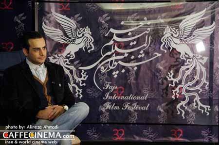 سحر قریشی و شیرین بینا در کاخ جشنواره فیلم فجر