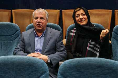 اخبار,اخبار فرهنگی,پروين و دخترش در كاخ جشنواره