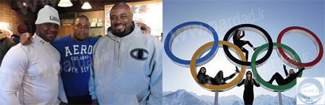 اخبار,اخبار گوناگون,امید یک ورزشکار زیبارو برای یافتن عشق واقعی در المپیک سوچ