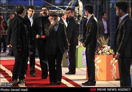 اخبار, اخبار فرهنگی,مراسم افتتاحیه جشنواره فیلم فجر,بازیگران در جشنواره فیلم فجر