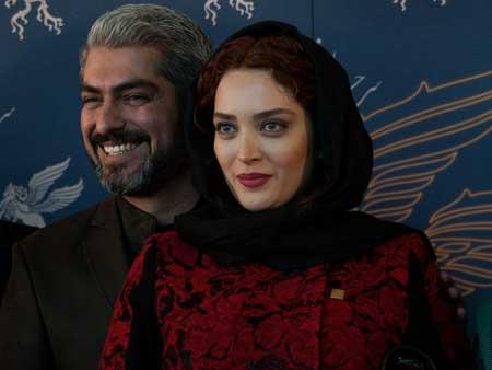 اخبار,اخبار فرهنگی,بازیگران در جشنواره فجر,گزارش تصویری از جشنواره فجر