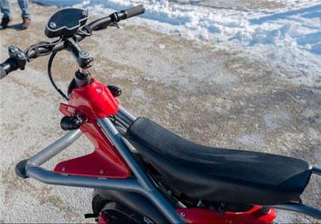 اخبار,اخبار علمی,موتورسیکلت شارژی تک چرخ,تصاویر موتور تک چرخ