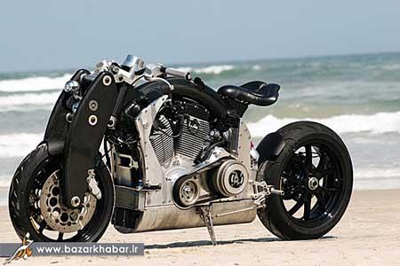 اخبار,جدیدترین خبر گوناگون,گرانترین موتورسیکلت,تصاویر گرانترین موتورسیکلت