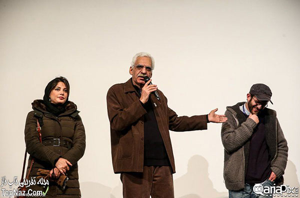 عکس بازیگران فیلم پنجاه قدم مانده