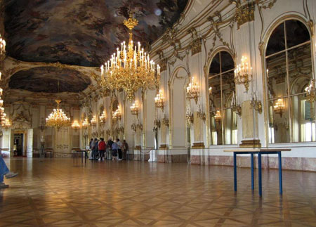 کاخ شنبرون,کاخ شنبرون در اتریش,کاخ شنبرون در شهر وین