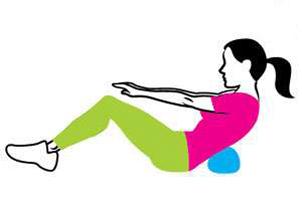 کوچک کردن شکم,حرکات ورزشی برای کوچک کردن شکم,سفت کردن عضلات شکم