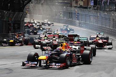 مسابقات فرمول یک,پردرآمدترین رانندگان جهان,مسابقات فرمول یک
