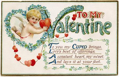 تصاویر کارت پستال ولنتاین, کارت پستال ولنتاین 2014