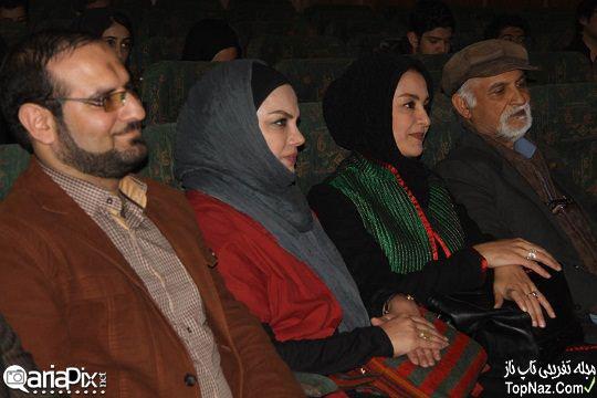 مریلا زارعی در نشست فیلم شیار ۱۴۳