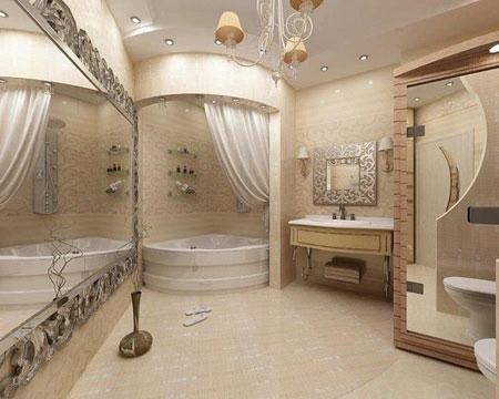 شیک ترین دکوراسیون حمام