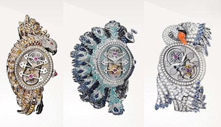 مدل ساعت مچی بوشرون, گران قیمت ترین ساعت مچی ها