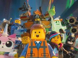 «فیلم لگو» رقبای جدید را شکست داد / «گذشته» به مرز یک میلیون دلار رسید