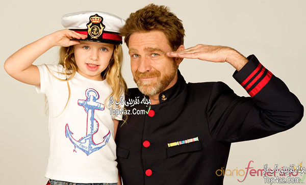 عکس های ریکاردو در سریال کشتی