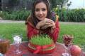 عکس های شبنم قلی خانی در کنار سفره هفت سین