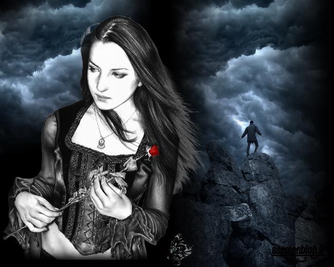 عکس عاشقانه فانتزی و عروسکی