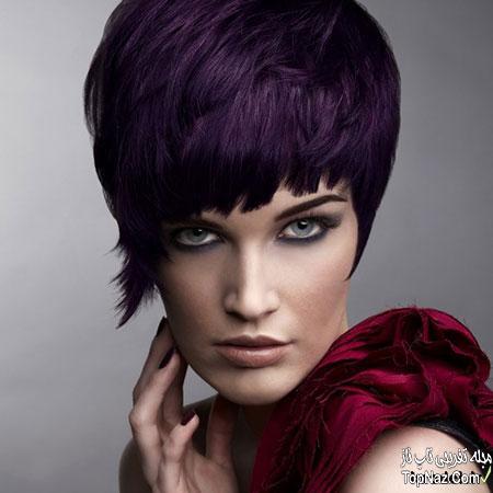 مدل مو فشن زنانه