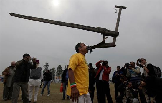عکس های خنده دار از المپیک هند